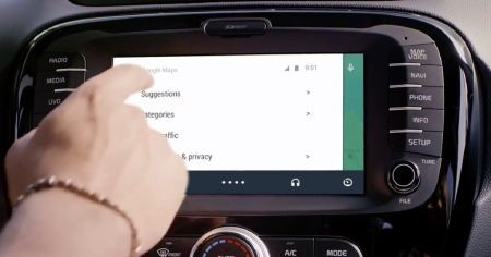 android m android auto
