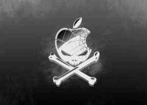 apple calavera